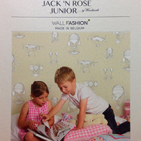 Детские обои Jack'N Rose Junior (Grandeco, Бельгия)