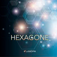 Обои коллекция Hexagone (Ugepa, Франция)